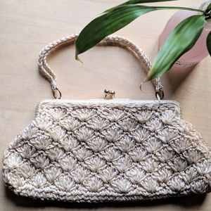 Vintage 1970's handbag made in Japan